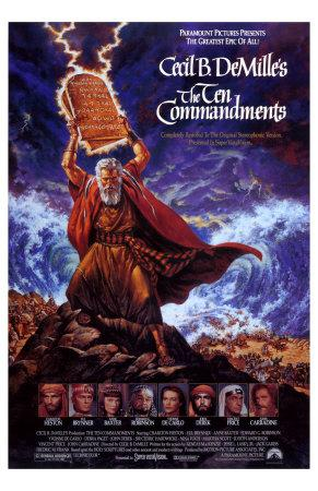 十诫 The Ten Commandments
