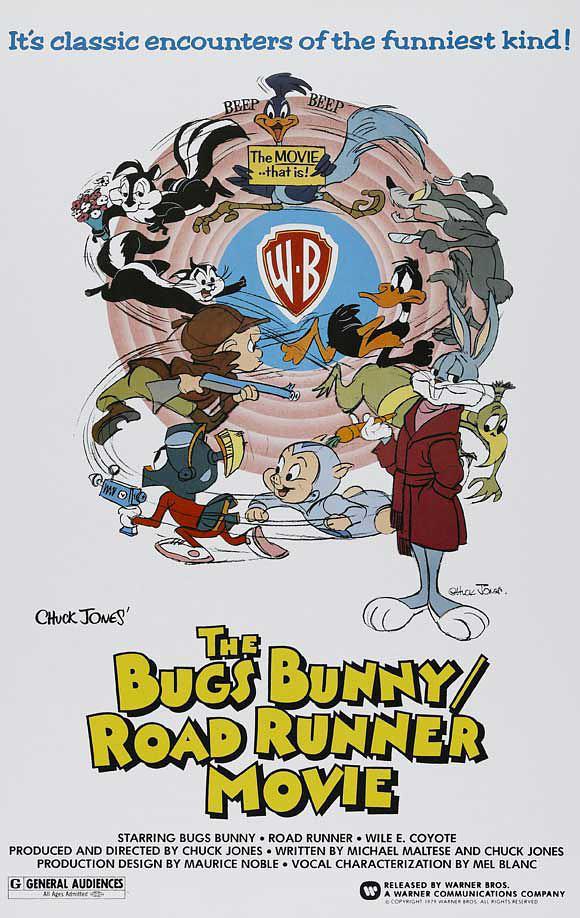 疯狂兔宝宝 The Bugs Bunny/Road Runner Movie