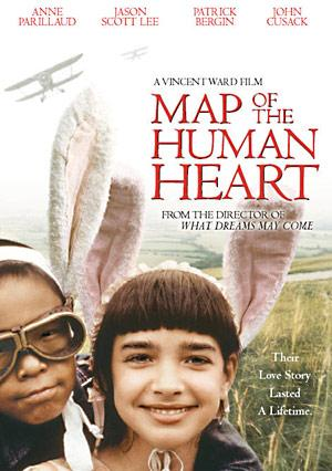 心中的地图 Map of the Human Heart
