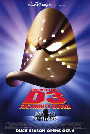 野鸭变凤凰3 D3: The Mighty Ducks