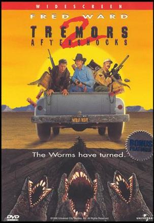 异形魔怪2 Tremors II: Aftershocks