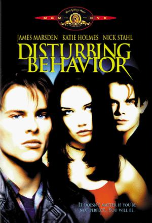 恐怖怪谭 Disturbing Behavior