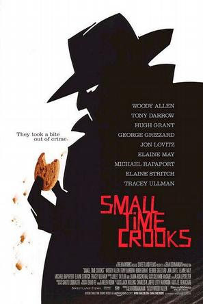 业余小偷 Small Time Crooks