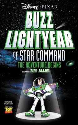 巴斯光年 Buzz Lightyear of Star Command: The Adventure Begins (V)