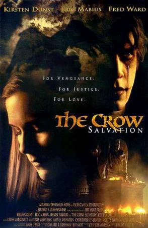 乌鸦3 The Crow: Salvation
