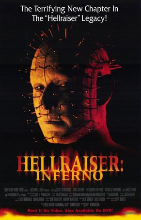 养鬼吃人5 Hellraiser: Inferno