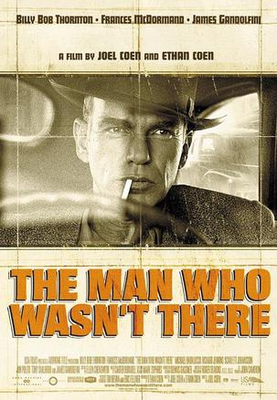 缺席的人 The Man Who Wasn't There