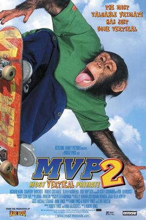 大展猴威2:滑板高手 MVP: Most Vertical Primate