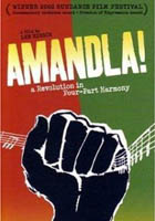 阿曼德拉:四党联合之解放 Amandla! A Revolution In Four Part Harmony