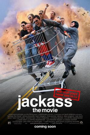 蠢蛋搞怪秀 Jackass: The Movie