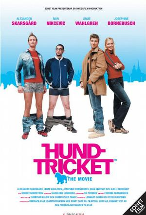Hundtricket - The movie