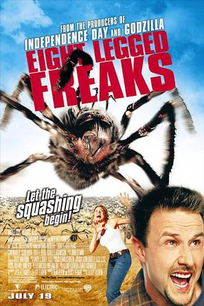 八脚怪 Eight Legged Freaks