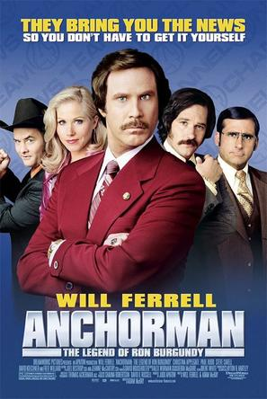 王牌播音员 Anchorman: The Legend of Ron Burgundy