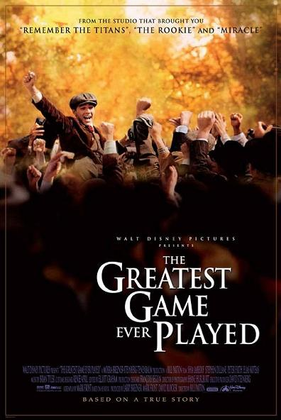 那些最伟大的比赛 The Greatest Game Ever Played