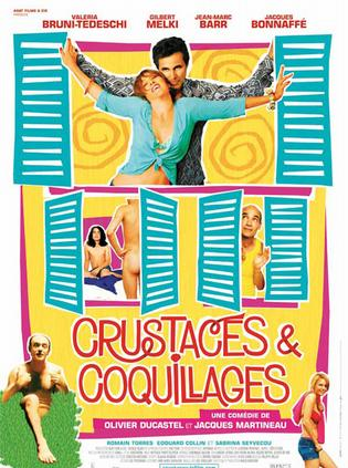 海边假期 Crustacés et coquillages