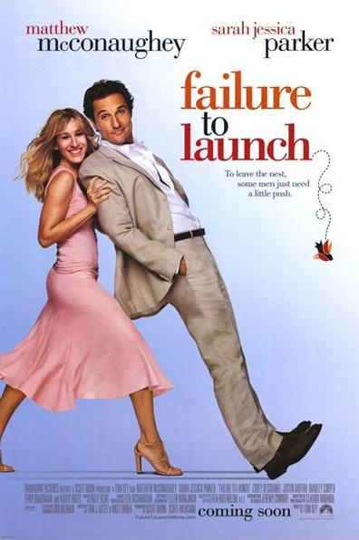 赖家王老五 Failure to Launch