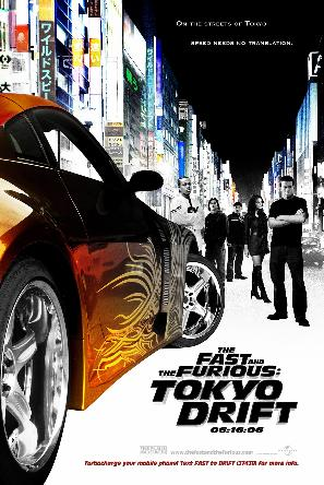 速度与激情3:东京漂移 The Fast and the Furious: Tokyo Drift