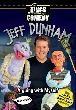Jeff Dunham 跟自己吵架 Jeff Dunham Arguing with Myself