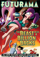 飞出个未来大电影2:万背之兽 Futurama: The Beast with a Billion Backs