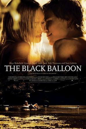 黑气球 The Black Balloon