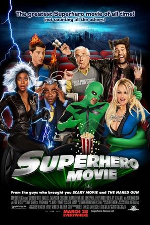 超级英雄 Superhero Movie