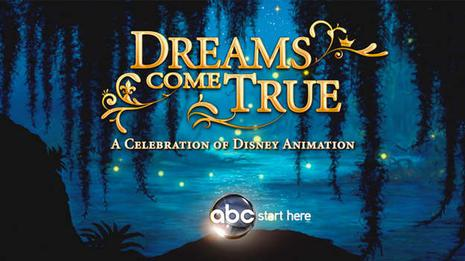 梦想成真:迪斯尼动画庆典 Dreams Come True: A Celebration of Disney Animation
