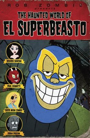 鬼界超级混蛋 The Haunted World of El Superbeasto