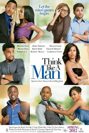 像男人一样思考 Think Like a Man