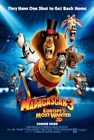 马达加斯加3 Madagascar 3: Europe's Most Wanted