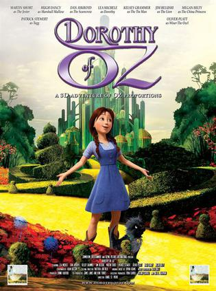 奥兹国的桃乐西 Legends of Oz: Dorothy's Return
