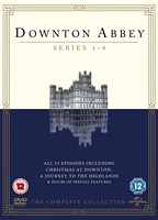 唐顿庄园:2014慈善特别篇 Downton Abbey Text Santa Special