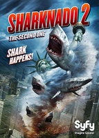 鲨卷风2 Sharknado 2: The Second One