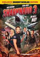 鲨卷风3 Sharknado 3: Oh Hell No!