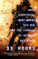 危机13小时 13 Hours: The Secret Soldiers of Benghazi