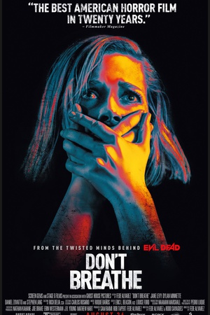 屏住呼吸 Don't Breathe